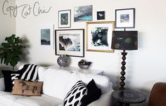 Copy Cat Chic Giveaway | Artfully Walls