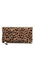 leopard clutch | SHOPBOP