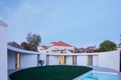 Casa Ansião by Bruno Dias Arquitectura in Central Portugal | Yatzer
