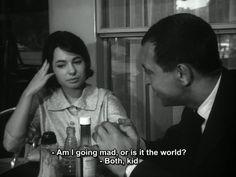 Paris nous appartient, Jacques Rivette, 1961