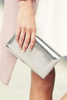 Perfect clutch for a wedding from Next