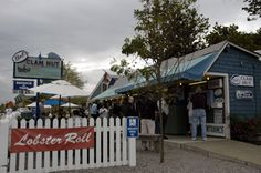Bob's Clam Hut in Kittery, Maine has Amazing seafood especially their Lobster Rolls!!!...Guy Fieri highlighted Bob's!!!