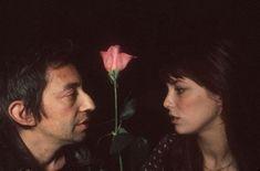 tjej: Serge Gainsbourg et Jane Birkin