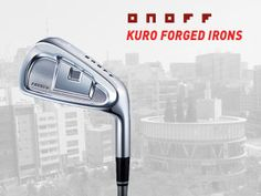 The Power of Black: 2015 Kuro Irons by ONOFF