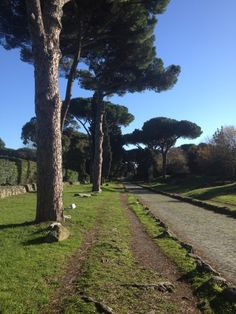 Via Appia Antica nel Roma, Lazio