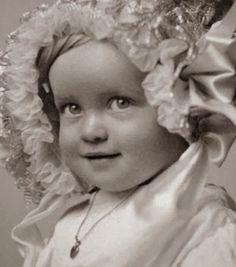 Baby Bette Davis