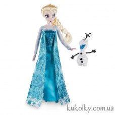#Elsa_Disney #Frosen_doll 2016