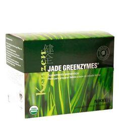 Tienda :: JADE GREEN ZYMES ORGANIC SOBRE