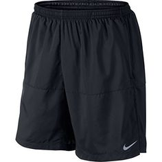 "NIKE Nike Men'S Dri-Fit 7"" Printed Distance Running Shorts-Crimson. #nike #cloth #"