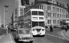 Cool love the old cars and buses