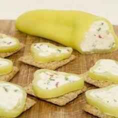 Cheese-Stuffed Anaheim Peppers Recipe