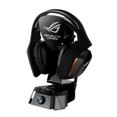 ASUS ROG Centurion true surround gaming headset with digital microphone, ESS headphone amplifier, USB audio station, interchangeable ear cushions for PC Cheap Headphones, Gaming Headphones, Best Headphones, Wireless Earbuds, Logitech, Pc Asus, Asus Rog, Best Gaming Headset, Pc Console