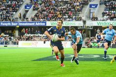 All Black & Highlander Ben Smith will play his game for the Highlanders this morning. 100 Games, Highlanders, All Blacks, Play, Running, Sports, Hs Sports, Keep Running, Why I Run