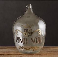 1920s Hand-Blown Wine Bottle Collection
