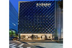Givenchy Flagship Store In Seoul By Piuarch | Delood