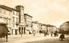 Rimini Sparita - L'edicola di Piazza Tre Martiri (collezione privata).