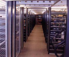 HI280 <br /><br /> - MCB - regały przesuwne, regały magazynowe i meble biurowe