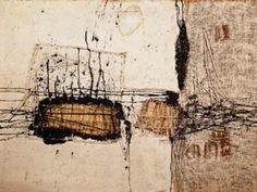 Manolo Millares Sall (Las Palmas 1928-Madrid 1972) :  <BR>Después de 1943, entró en contacto con diversos miembros de la Escuela Luján Pérez (en especial con Felo Monzón) y Plácido Fleitas), iniciándose en el aprendizaje de la pintura. Formó parte del grupo Ladac (integrado por Plácido Fleitas, Juan Ismael, José Julio, Alberto Manrique, Felo Monzón y Elvireta Escobio) y dirigió Los Arqueros, colecció