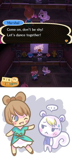 there's nothing worse than embarrassing yourself at the club T_T…