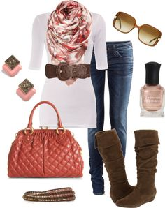 """winter to spring"" by htotheb on Polyvore"