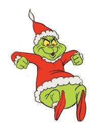 Christmas grinch. Image result for clipart