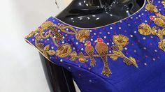 uniqueness smart_style boatneck zardosi_parrot_swaroski farasha_work bombay_tailoring bridal_attire booking_started reach_us_at_7799944116