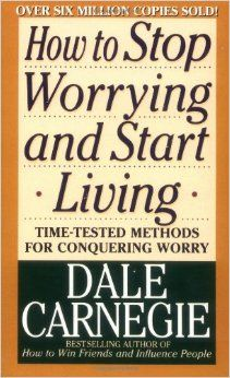 How to Stop Worrying and Start Living by Dale Carnegie - Learn how to break the worry habit -- Now and forever!With Dale Carnegie's timeless advice in hand, more. Book Club Books, The Book, Good Books, Books To Read, My Books, Free Books, Dale Carnegie, Reading Lists, Book Lists