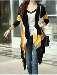Women's Casual/Cute Micro-elastic Medium Long Sleeve Cardigan ( Knitwear )(1975539). Get sizzling discounts up to 70% at Light in the box using Coupon and Promo Codes.