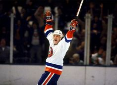 Mike Bossy - former Canadian ice hockey player who played for the New York Islanders for his entire career and was a crucial part of their four-year reign as Stanley Cup champions in the early 1980s.