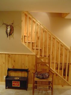 Basement Remodel Ideas Photos Style hunting lodge style basement room - green wall? | basement remodel