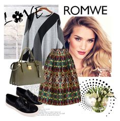 """""""Romwe (2) 2"""" by aida-1999 ❤ liked on Polyvore featuring mode et Miu Miu"""