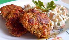 Karbanátky z mletého masa, kapusty a sýra