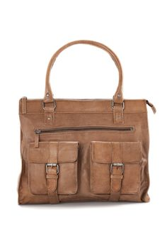 huge bag--check.  lots of buckles--check.   lots of compartments--check. check.   I just found my new fall bag!