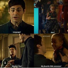 """#Shadowhunters 3x02 """"The Powers That Be"""""""