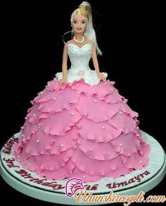 Barbie decije torte (4)