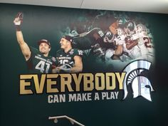 @DantonioMark  Entrance to the Ben & Barb Maibach Welcome Center #DreamBig