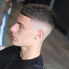 Buzz Haircut, Short Fade Haircut, Haircut Style, Best Short Haircuts, Style Hairstyle, Haircuts For Men, Short Hair Cuts, Short Hair Styles, Undercut Fade