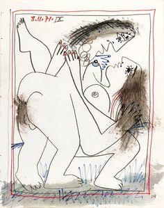 Pablo Picasso, Couple