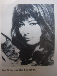 Lee Grant, 1971 Lee Grant, Vintage Tv, Classic Tv, American Actress, Fennec, Films, Movies, Actresses, Movie Posters