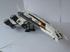 LEGO SSV Normandy SR2, Mass Effect