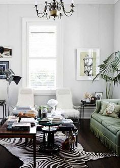 loving this peaceful living room . . . the furniture arrangement and colours and textures