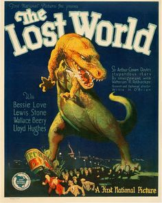 The Lost World (First National, 1925)