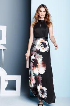 Lois Long Dress €159,95 Elegant Clutch €19,95 Steps® Officiële Webshop