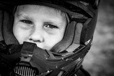 Stare #motocross #bike portrait