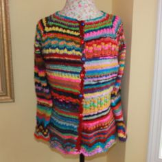Ready to ship/ 32 Flavor RAINBOW Knit from Hand spun by ufer, $350.00