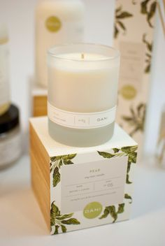 DANI Naturals, an Oregon-based company that creates natural luxury products for the body and home, engaged DEI Creative to completely redesign the look and feel of its product labels and packaging.