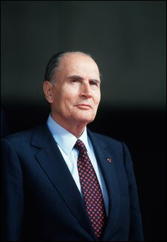 Photographie François Mitterrand