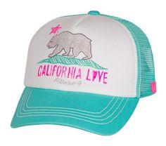 Billie Girls // Sun Kissed Coast Trucker Hat