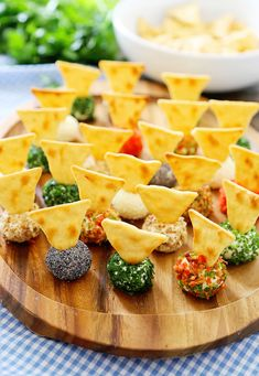 Mini Appetizers, Quick And Easy Appetizers, Finger Food Appetizers, Appetizer Recipes, Cheese Appetizers, Canapes Recipes, Gourmet Appetizers, Delicious Appetizers, Finger Foods For Parties
