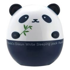 Tonymoly-Panda's Dream White Sleeping Pack - Maseczka